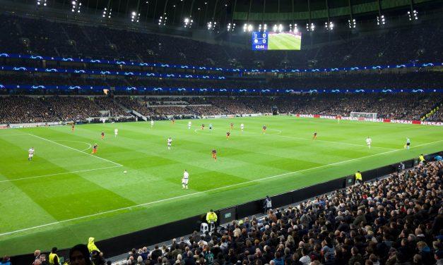 Potindeling Champions League 2020/21